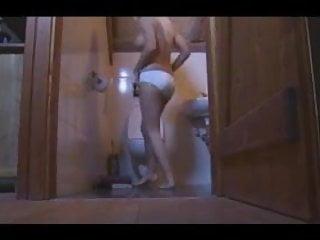 toilet sex...
