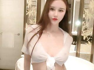 Chinese webcam surgery face hot slut sucks cock...