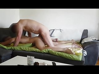 Big dick daddy punishes son...
