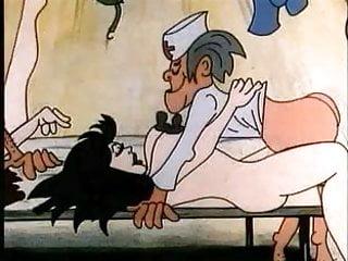 3 erotische Die komplett Zeichentrickparade Cartonsex