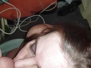 Bdsm Granny Slave video: Dirty granny bbw slut drinking piss