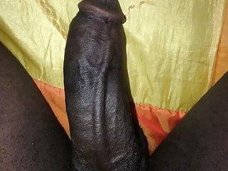 Fat long black dick...
