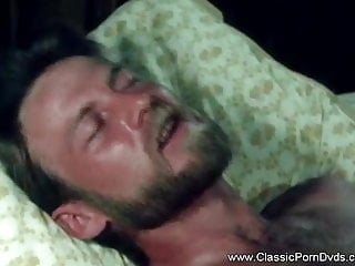 Making the mature guy cum hard with two...