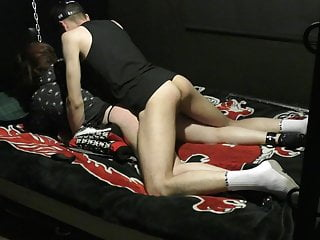 Emo Slut Brutally Sydney Fucks Hung Dom Trans