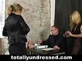 Dildo test for secretary position