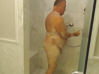 Fat butch naked...