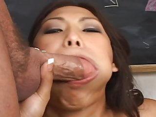 Slut likes big cocks...