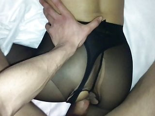 Pounded my step sister after a romantic date!