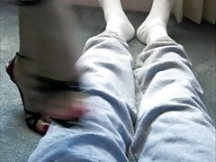 High heels trample - 24