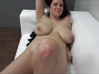 Big Tits Karolina Casting