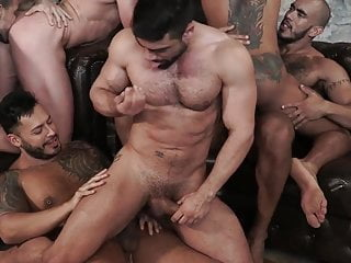 Rico Marlon's Raw Uncut Orgy – Rico Marlon, Viktor Rom