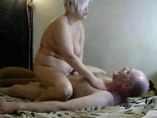 Amateur older couple fuck 2