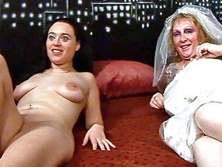 Bridesmaid and brides...