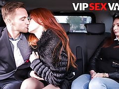 VIP SEX VAULT - Busty Babe Isabella Lui Bangs On Car With BF
