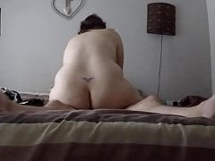 PAWG Riding My Cock