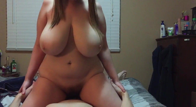 Huge Natural Tits Milf Anal