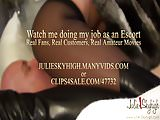 Real Escort and Prostitute Movie Homemade