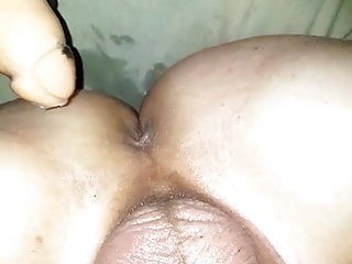 Fucking my Ass with huge Dildo