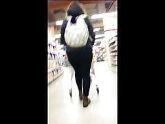 ass in the supermarket