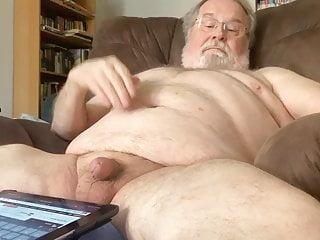 Masturbating and cumming