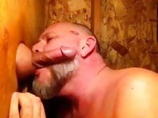 Dad eats suck penis...