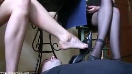 Serbian amateur femdom video