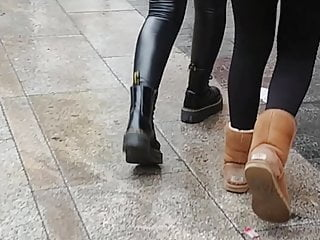 leather leggings big buttHD Sex Videos