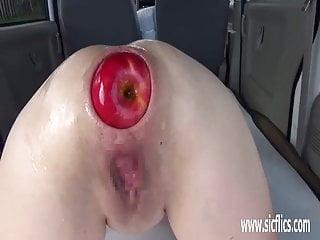 Xxl apple insertions...