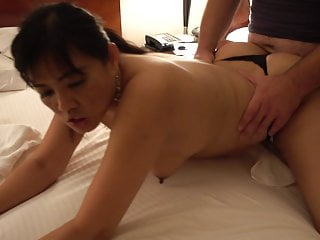 Mrs nguyen she liked to be spanked...