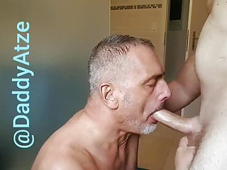Daddy is a Cocksucker and Cumeater