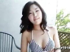 Korean Bikini Model Is Naughty As Hell