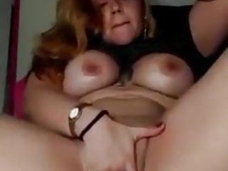 Horny milf squirting
