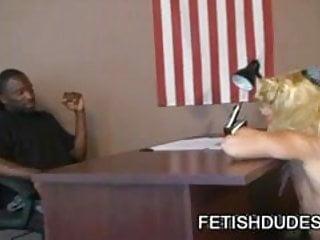 Ebony stud hot boi humiliating a...
