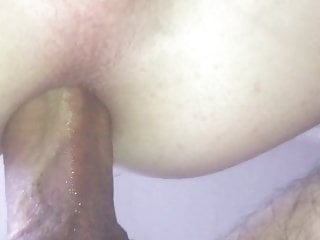 Hot sex powerful cock and sissy femboy