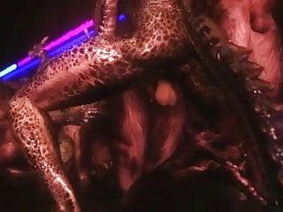 Khajiit and Argonian Orgy 2