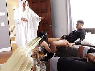 Audrey royal gets her fucked by bbc...