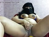 Muslim Egyptian Niqab Sharmota (part5)