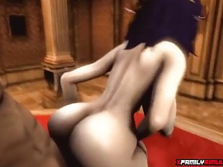 Stunning game heroes get pussy drilled nicely