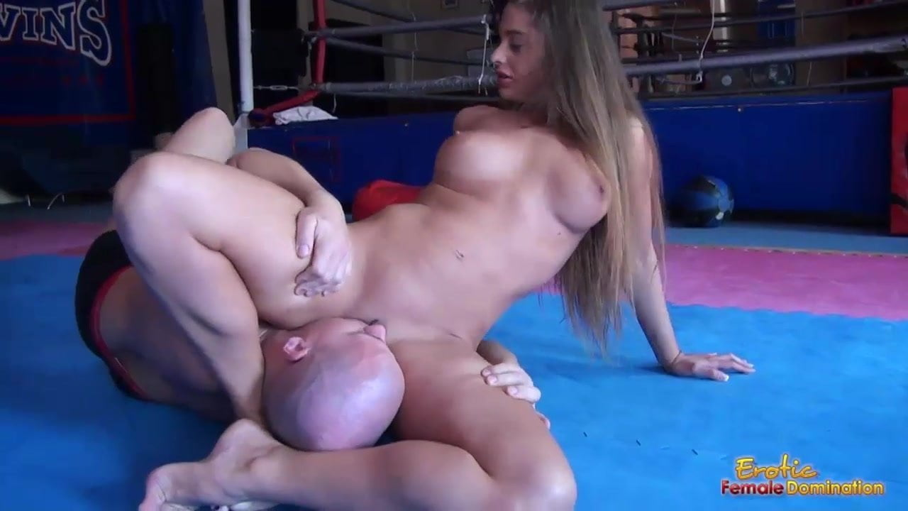Blonde Milf Seduces Neighbor