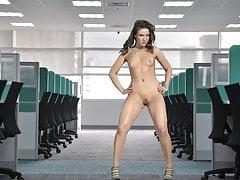 WORK - office striptease dance