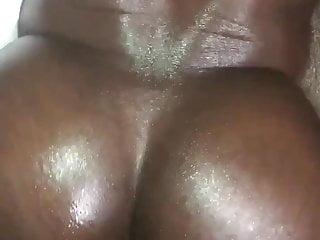 Sliding up Between Those Cheeks