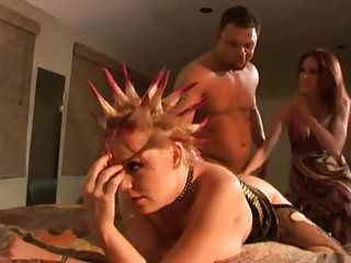 Punk Anal Threesome
