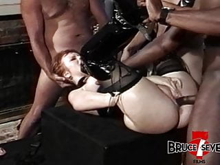Doll Barbara On Cocks SEVEN - 3 BRUCE Takes