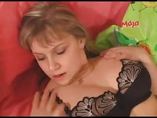 chubby blonde girl with big tits