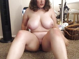 Bbw exercises naked...