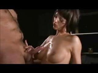 Handsfree Male on Female Cumshot Compilation