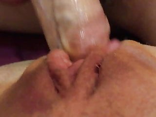 Pussy juicy pussy covered in cum nice pussy...