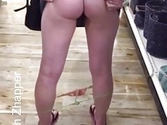 Flashing Arse in Public 14