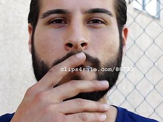 Smoking Fetish - Friday Smoking and Spitting Video 3