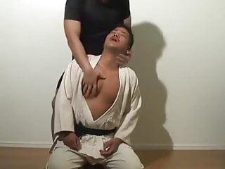 Japanese beefy guy sex2